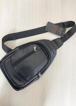 Мужская сумка-слинг арт 20501