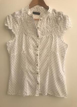 Блуза от vero moda p.l 100%cotton #70 -50% на весь товар до 14.02.2020