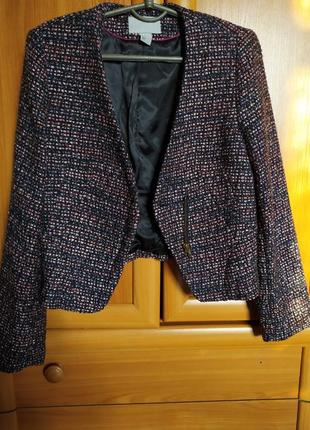 Пиджак піджак кофта жакет