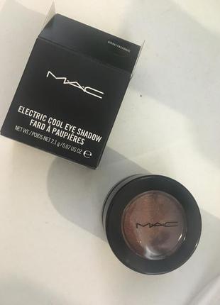 Тени коричневые mac профессиональная декоративная косметика