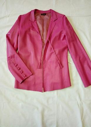 Кожаная куртка, италия