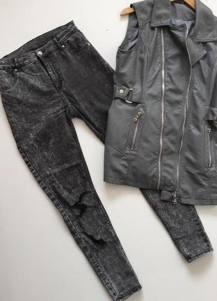 Брендовые джинсы скини