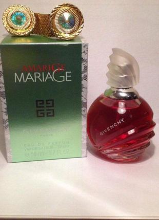 Givenchy,, amarige mariage'' edp 50 ml