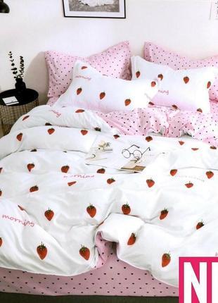 Нежшнейший комплект постельного белья