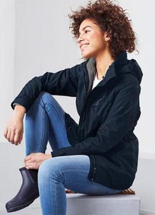 Классная функциональная ,облегченная горнолыжная куртка 3 в 1 от tcm tchibo, германия