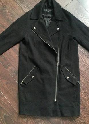 Модное пальто oversize  warehouse