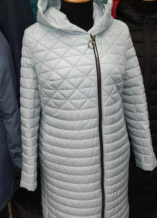 Удлиненная куртка gf