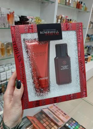 Victoria's secret bombshell intense parfum / духи / лосьйон / парфуми !!