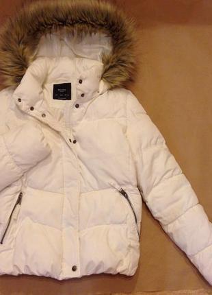 Куртка bershka зимняя