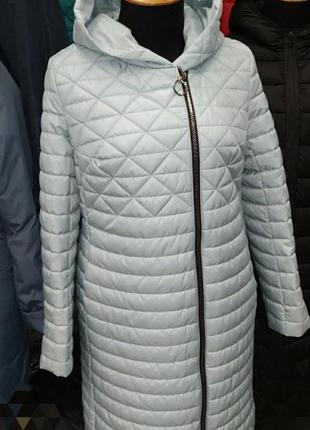 Деми пальто- куртка, размер 60, высокое качество 🔥