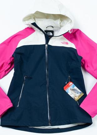 The north face w stratos waterproof jacket куртка