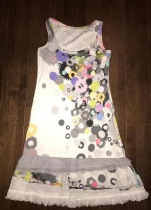 Marc cain, красивое трикотажное платье! p.-4