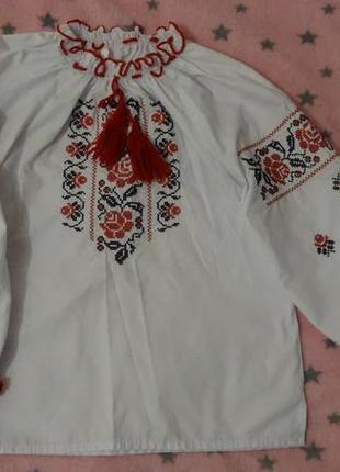 Рубашка вишиванка