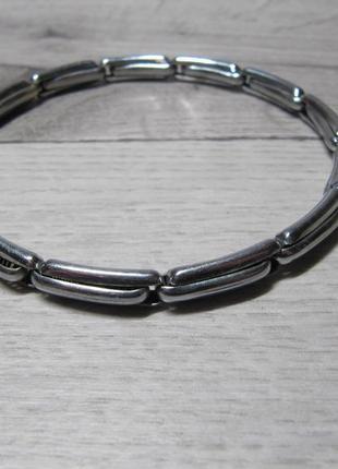 Браслет нержавеющая сталь