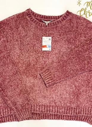 Вельветовый свитер c&a