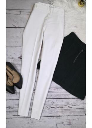 Идеальные приталенные брюки от mango