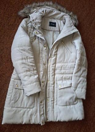 Отличная теплая куртка на размер xl-xxl