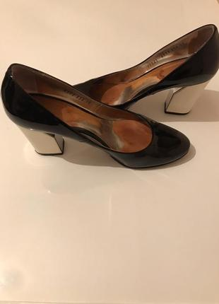 Туфли casadei лаковые6 фото