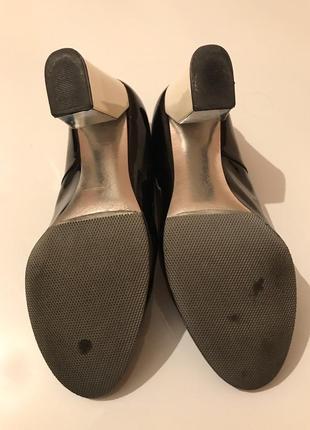Туфли casadei лаковые7 фото