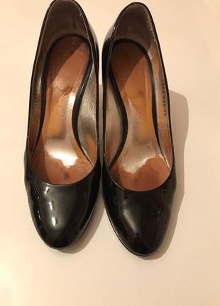 Туфли casadei лаковые9 фото