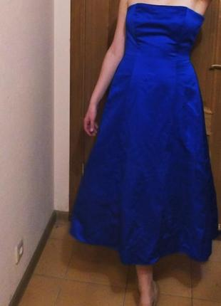 Шикарное вечернее платье, бальное