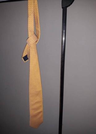 Шелковый галстук, мужской галстук, краватка шовкова santino punto moda