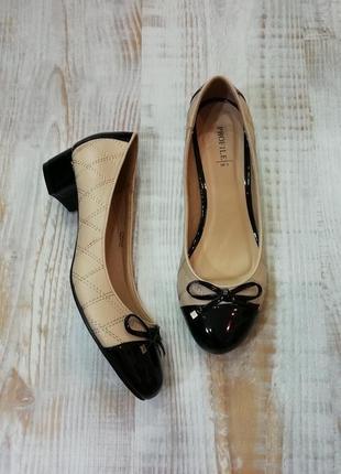 Распродажа остатков!!! элегантные бежевые туфли в стиле chanel