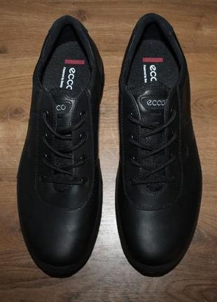 Долговечные ботинки ecco professional vibram, 47 размер