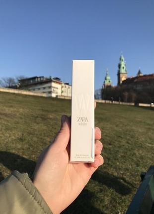 Духи zara white 10ml