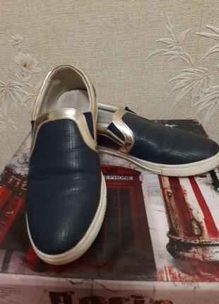 Туфли-мокасы