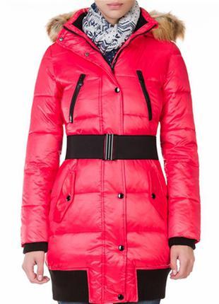 Зимний пуховик куртка теплая