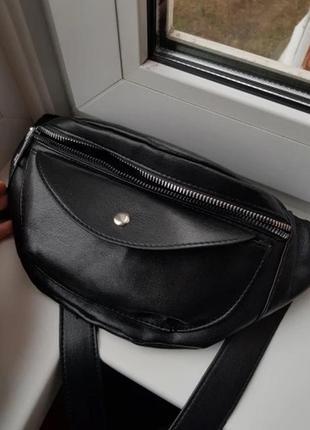 Бананка женская / поясная сумка / на пояс жіноча5 фото