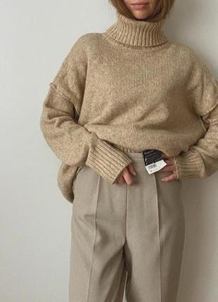 Штаны прямые брюки со стрелками