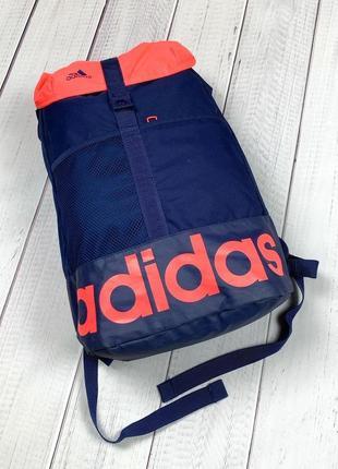 Спортивный рюкзак adidas original унисекс сумка вместительный