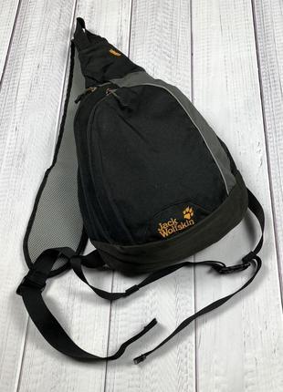 Рюкзак jack wolfskin original капелька унисекс сумка через плечо
