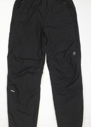 Haglofs. швеция. мембранные штаны без утепления.