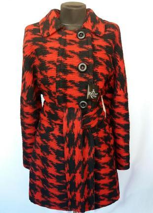 Ricco collection. фирменное пальто трансформер. три расцветки. новое, р. xs-xl