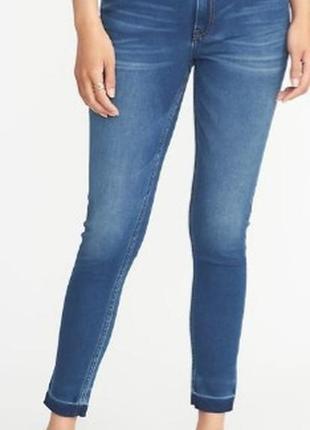 Тренд. женские джинсы old navy. оригинал. сша. на об 98-104.