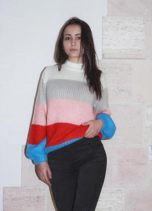 Нежный и безумно мягкий свитер от бай вери