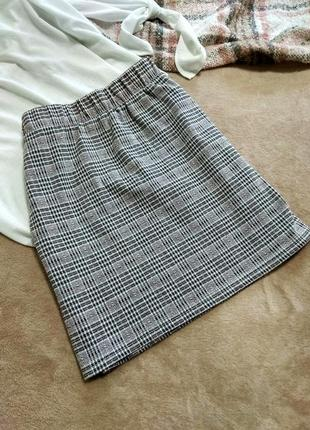 Крутая юбка new look