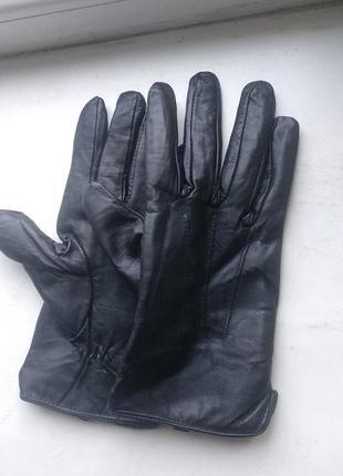 Перчатки boccaccio кожа ламы