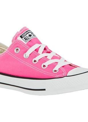 Оригинальные кеды converse all star roze