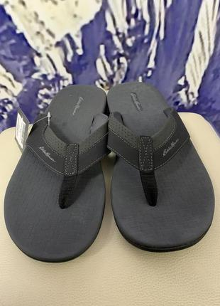 Мужские шлепки eddie bauer break point flip flop