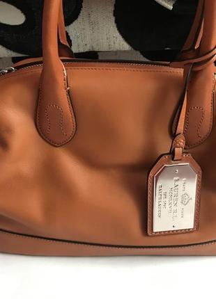 Брендова сумочка ralph lauren2 фото