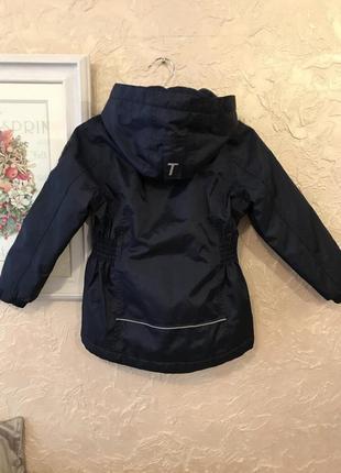 Куртка мембранная ticket to heaven 6 лет