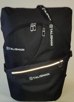 Яркий рюкзак-трансформер 55/40*25*20