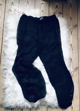 Прозрачные пляжные штаны