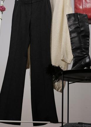 Ідеальні теплі штани кльош massimo dutti - шалений сейл лише до кінця місяця!