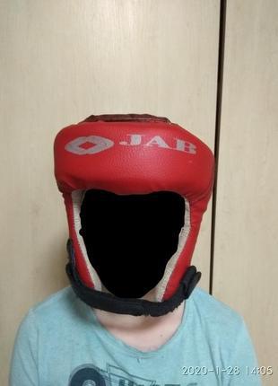 Шлем для  занятия боевыми искусствами