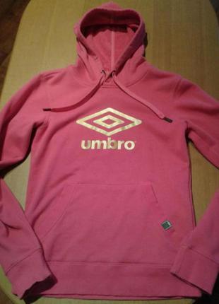 Спортивная кофта розового цвета